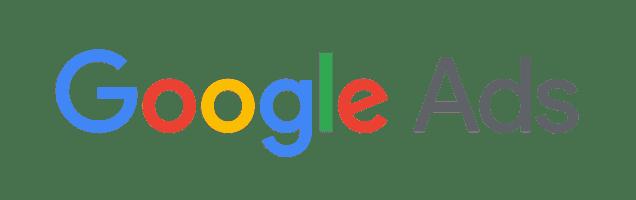 logo de google ads en horizontal